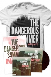 War Paint CD + Vinyl+ T-Shirt (White) + Poster
