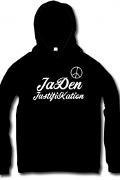 Black Peace Pull-over