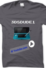 3DSDude1 epic shirt
