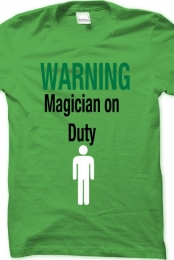 Magician on Duty