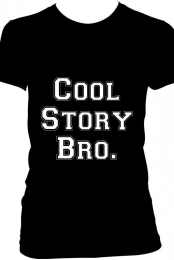 Cool Story Bro.-Black