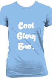 Cool Story Bro.-Light Blue