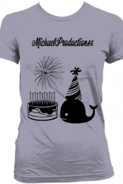 Whale Birthday Shirt