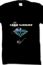 Men -Cash Wright Tee