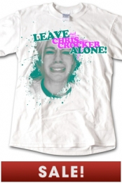 Leave Chris Crocker Alone (Splatter)