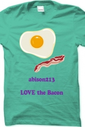 LOVE the Bacon