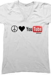 Peace Love YouTube