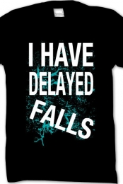 Delayed Falls Tee