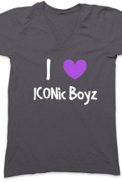 I love ICONic Boyz V-Neck