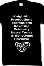 KnightAir Productions new shirt