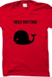 Whale Whatching T-Shirt