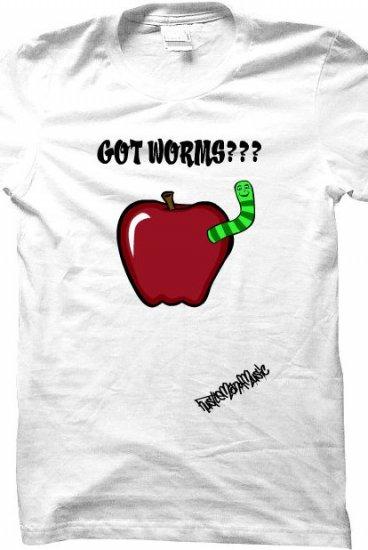 Got Worms  Comedy - hustlemanofmusic Comedy - Online Store on ... ec0867bb7bfc