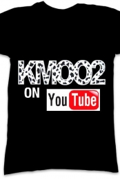 Kmoo2 on Youtube V-Neck