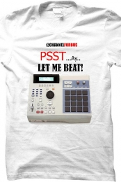 Let Me Beat - Men's White