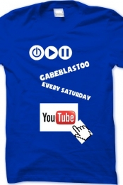 GabeBlast Every Saturday