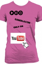 GabeBlast only on YouTube