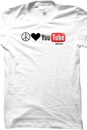 Men's Peace Love YT