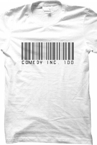 5aa24750d2c843 Barcode - Comedyinc100 Merch - Online Store on District Lines