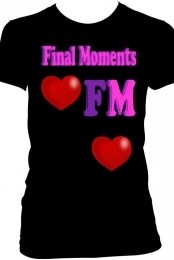 Final Moments With Hearts (Black/Pink/Purple)