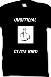 Unoficial State bird