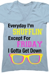 EveryDay I'm Shufflin!