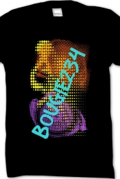 Bougie234 Splatter (Black)