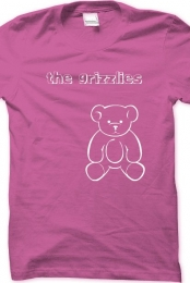 The Grizzlies Bear in Pink