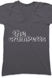 The Crumpetts Asphalt Tee