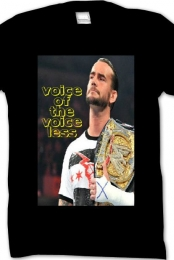CM Punk's Voice of the Voiceless : Graphic Tee