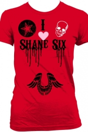 Bleeding Shane Six