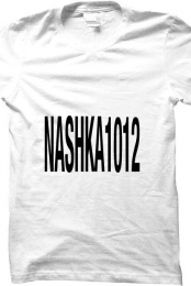Basic white tee -Nashka1012