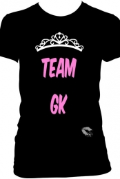 Team GK womens T-shirt