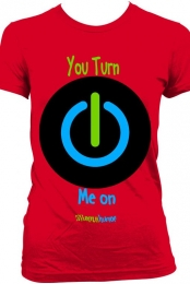 You Turn Me On (Womens)