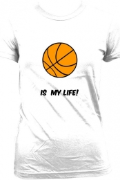 Basketball is my life!