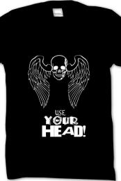 USE YOUR HEAF shirt