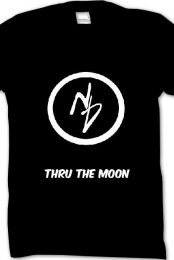 THRU THE MOON shirt