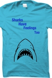 Sharks have feelings too