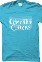 Chapter Chicks (Blue Tshirt)