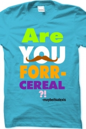 ARE YOU FORRCEREAL?!