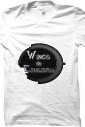 Wings of Equilbria Tee