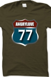 AngryLove77 Badge