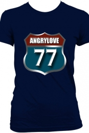 Womans AngryLove77