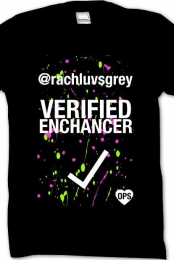 rachluvsgrey COUSTOMIZED shirt :)