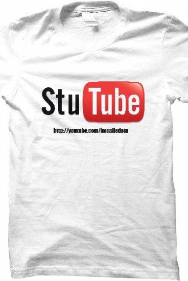 2686acdead80ae StuTube Tee tee - imcalledstu tees - Online Store on District Lines