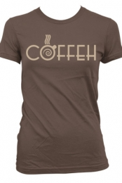Coffeh (Girls Brown)