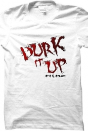 Durk It Up - White T-Shirt