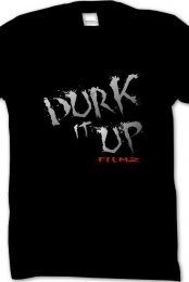 Durk It Up - Black T-Shirt