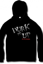 Durk It Up - Black Hoodie