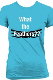 What the feathers??
