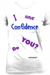 Women's Confidence T-shirt